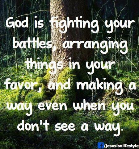God is faithful through our life's difficult trials