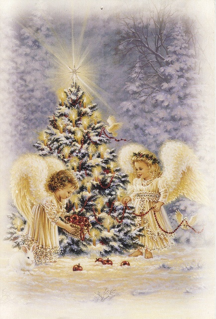 Angels Artist: Dona Gelsinger