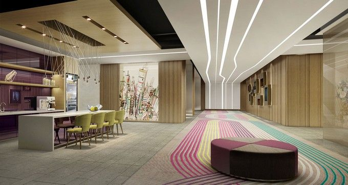 Best design hotels solutions with HBA   Hotel Interior Designs