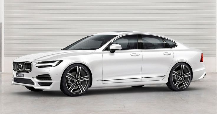 Heico Sportiv Pumps Up Volvo S90 And V90 Diesels #Heico_Sportiv #Tuning