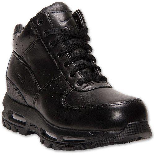 Amazon.com Nike Air Max Goadome TT Tec Tuff IronstoneBlack Mens Boots Mens  ACG Air Max Goadome 2013 Boots ...