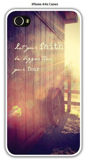 Country iPhone 4/4s hard plastic or silicone case, Inspirational Photo case
