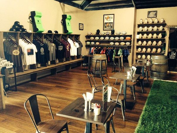 Gallery - The House of Rugby #kiwihospo #TheHouseofRugby #KiwiCafes #KiwiBars