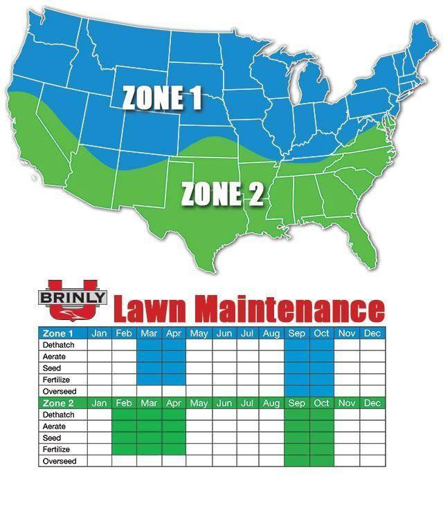 Lawn Care Calendar Modern Design Calendar Care Consejos De