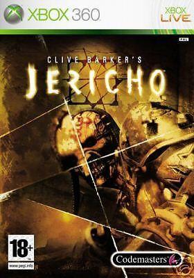 JERICHO    XBOX 360  USATO