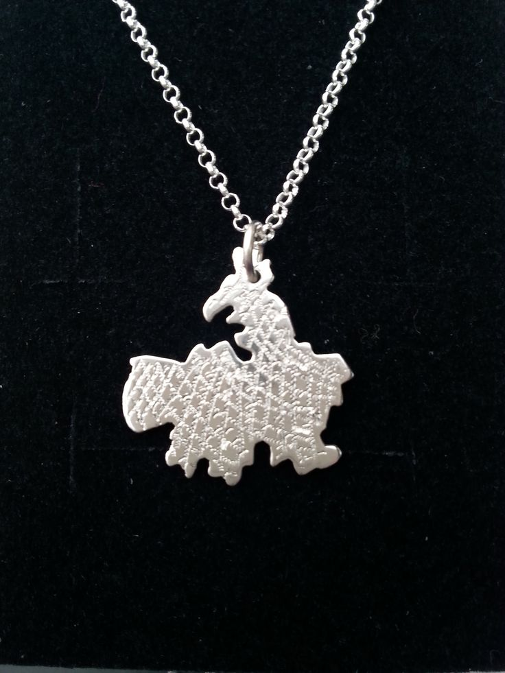 County Sligo Silver Pendant