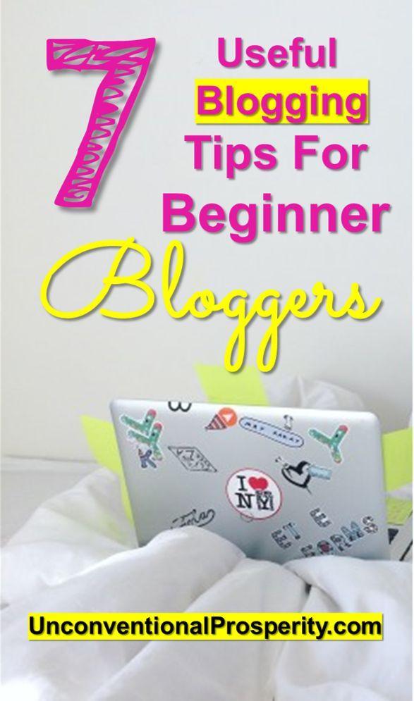 7 Useful Blogging Tips For Beginner Bloggers   Brazen Biz