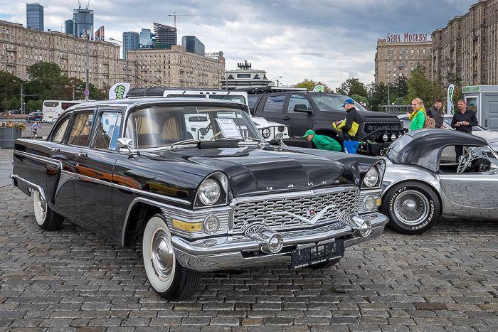 Эхо Москвы :: Блоги / Автомобили будущего, прибывшие из прошлого