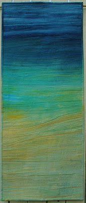 Wooyung - art quilt