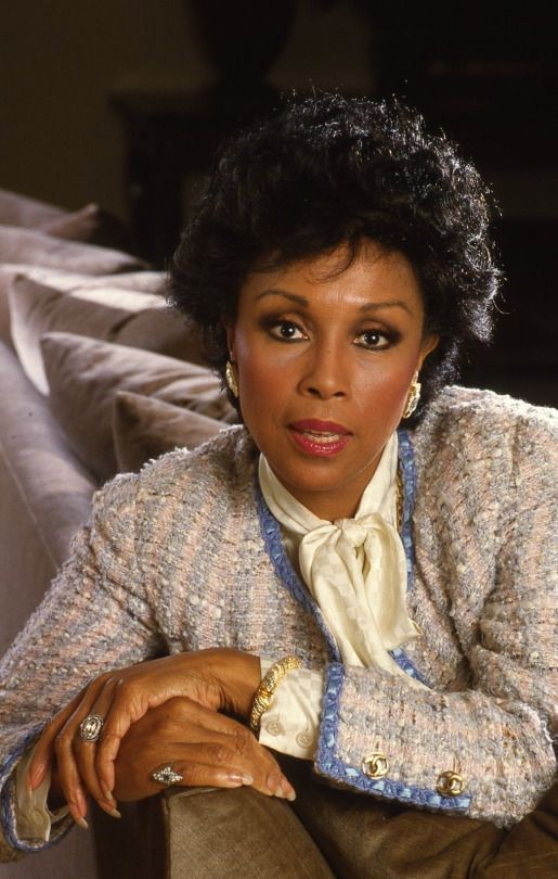 Diahann Carroll … | Beauty in Black | Diaha…