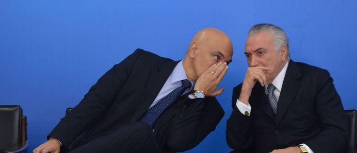 Noticias ao Minuto - Ministro de Temer quer acabar com o consumo de maconha no Brasil