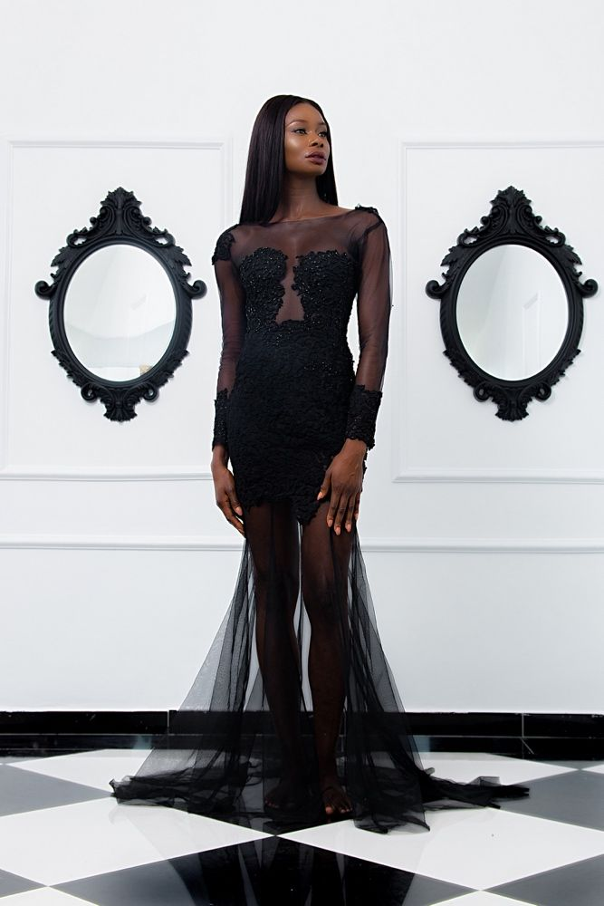 Nigerian Brand FnR Introduces Its Bold And New Evening Wear Line