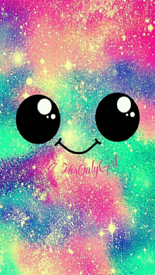 When Ur Over The Moon Kawaii Wallpaper Galaxy Wallpaper Cute Wallpapers