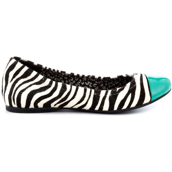 Jessica Simpson Women's Maine - Black White Zebra ($55) ❤ liked on Polyvore featuring shoes, flats, zebra skimmers, jessica simpson shoes, colorful flats, zebra print ballet flats and ballet pumps