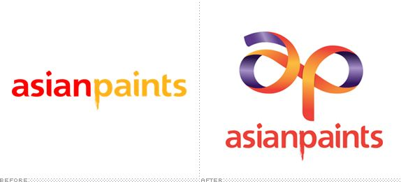 Asian Paints Logo  Bef...