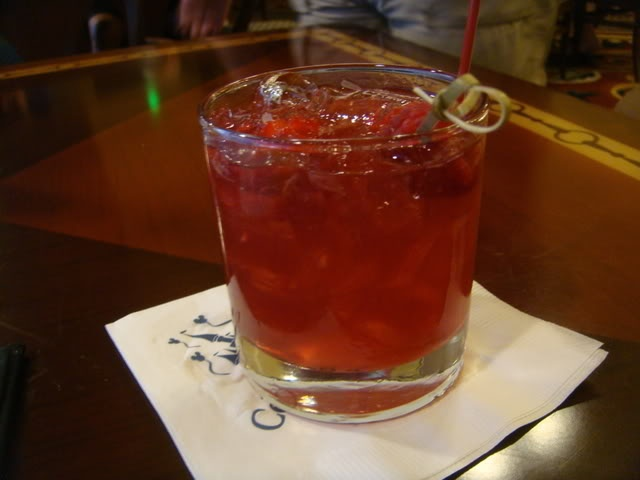 Raspberry Rain Recipe served at Outer Rim in Contemporary Resort at Disney World