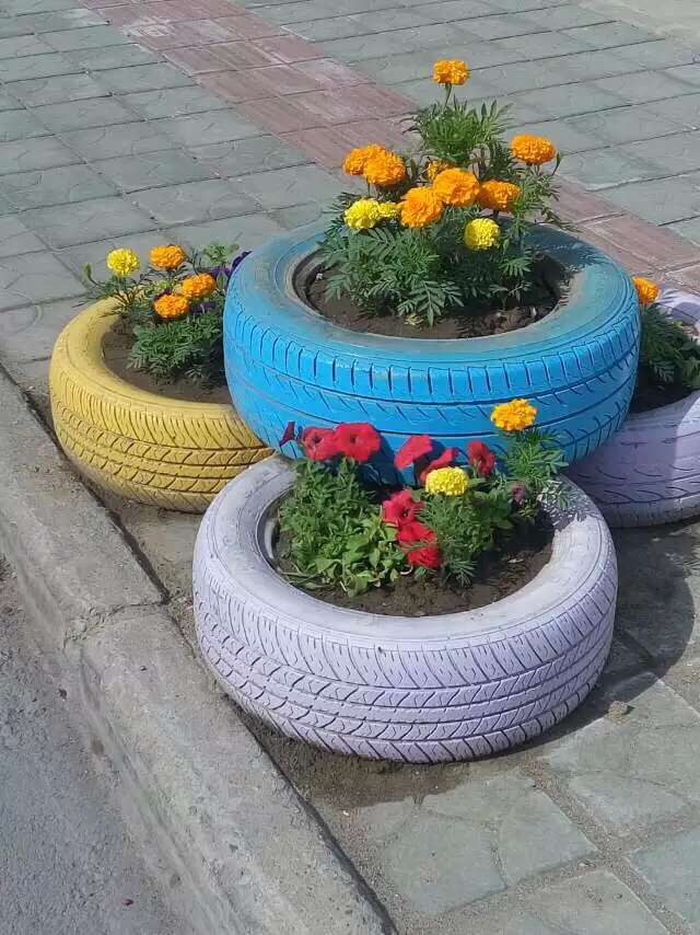 best 20 tire garden ideas on pinterest tire planters tires ideas and diy yard decor