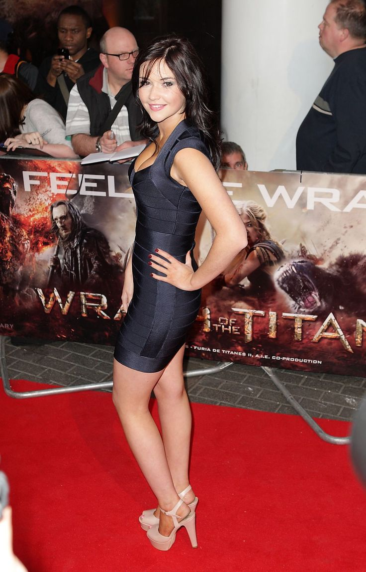 Jacqueline Jossa – premiere of Wrath Of The Titans 29.03.12