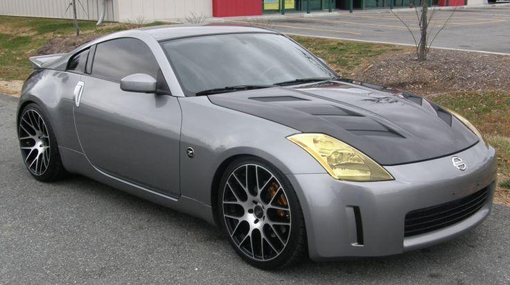Car | Nissan 350Z on Niche Sport Series Circuit - M108 Wheels | California Wheels
