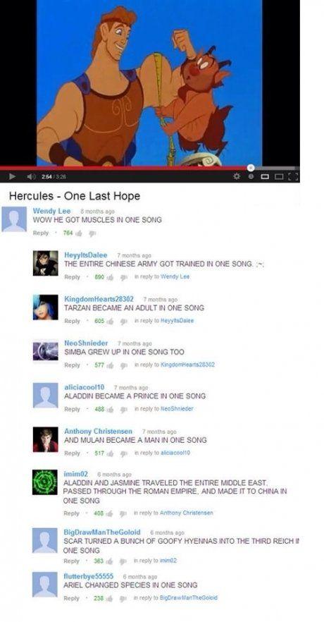 Disney Logic!