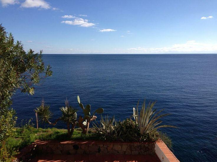 #carascohotel #deepblue #blue #sky #sea #lipari #aeolianislands