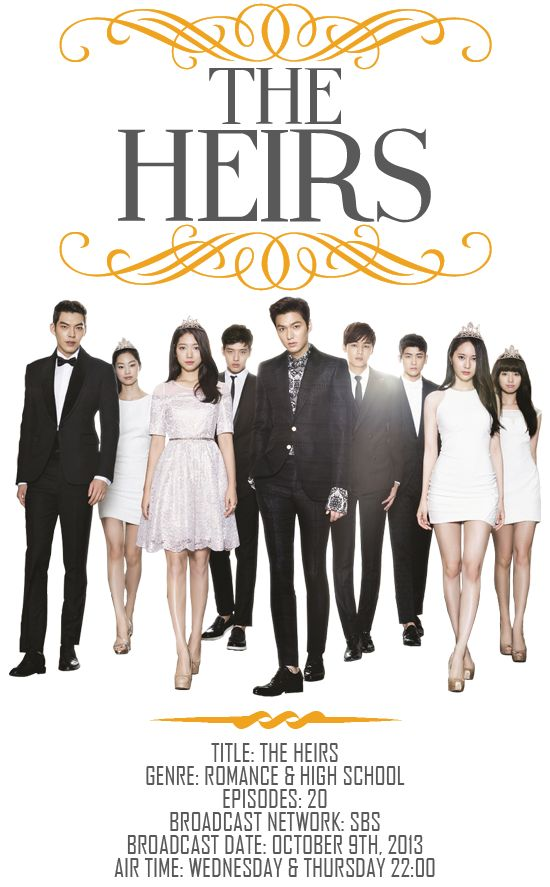 Heirs Episode 1 - Watch Full Episodes Free - Korea - TV Shows - Viki