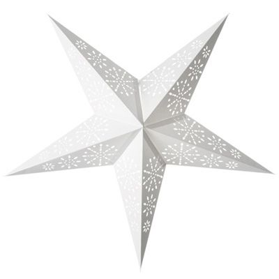 Bungalow Starlamps Daisy Stjerne lamper fra Bungalow. Paper star lamps for windows.