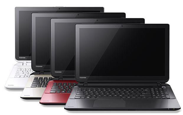 Satellite L50-B Ce PC Portable polyvalent est disponible en plusieurs couleurs, avec ou sans écran tactile.