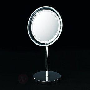 Sminkspegel BS 15 med belysning