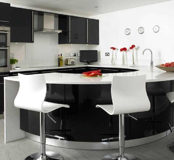 98 best Cuisine images on Pinterest Kitchen ideas, Kitchen modern - Comment Installer Un Four Encastrable Dans Un Meuble