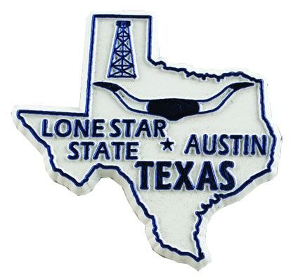 MGI Companies, Inc. - Texas State Magnet, $1.49 (http://www.internationalgiftitems.com/texas-state-magnet/)