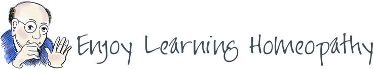 Visit www.enjoylearninghomeopathy.co.uk