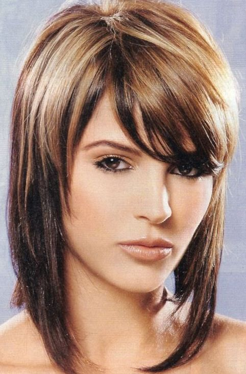 Stupendous 1000 Ideas About Shoulder Length Hairstyles On Pinterest Short Hairstyles Gunalazisus