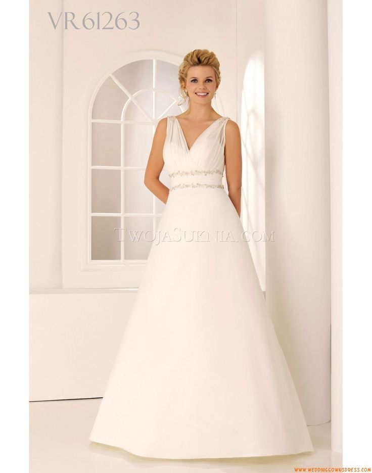Wedding Dress Veromia VR 61263 Inexpensive DressesBest