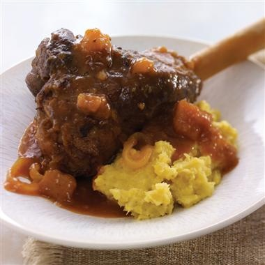 ... Lamb on Pinterest | Slow cooked lamb shanks, Moroccan lamb shanks and