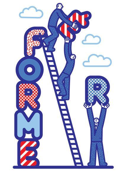 DUME - Tiphaine-illustration #illustration #letterdesign #editorial #réforme