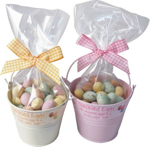 9 best easter gifts images on pinterest easter gift gifts and wow thats a serious bucket of delicious chocolate easter eggs sharing is advised but not negle Images