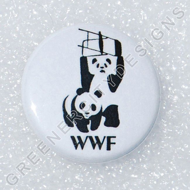 F35 - WWF vs WWF - World Wildlife Foundation verses World Wrestling Federation #GreenerCityDesigns