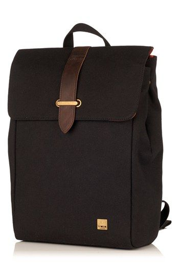 "KNOMO London 'Falmouth' Backpack | Nordstrom | $179 | 12 1/4""W x 17 3/4""H x 5""D 