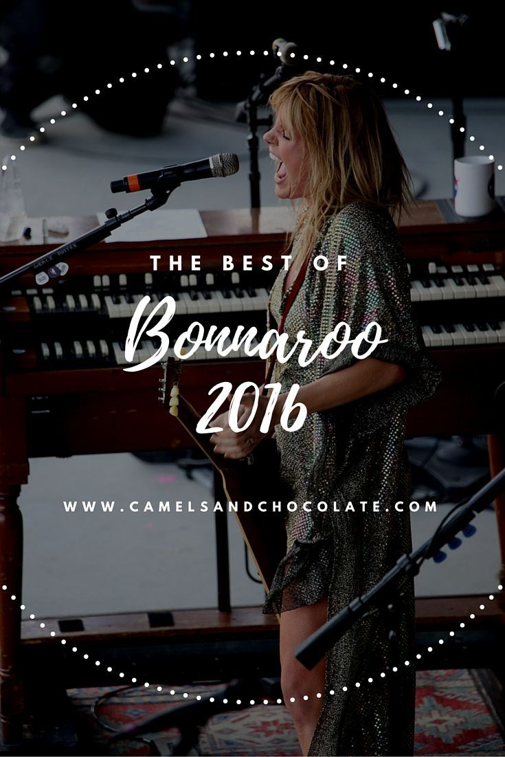 With Bonnaroo 2017 just around the corner - why not read about the best and worst of Bonnaroo 2016. The best bands, eats, and drinks of Bonnaroo 2016 - and some minor disappointments. | Camels and Chocolate