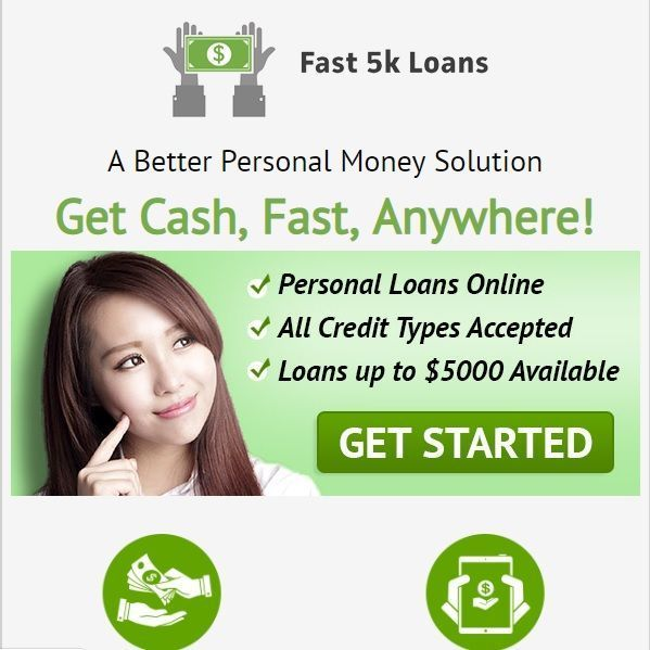 Fast 5k Loan All Credit Type Accepted Borrow The Cash You Need All Credit Ty Personal Loans Faster 5k Personal Loans Online