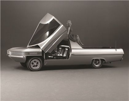 1966 Ford Ranger II - Concepts