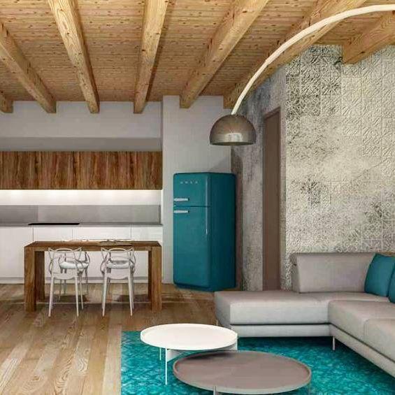 12 best progetti di interni images on pinterest   photoshop ... - Arredo Bagno Montichiari