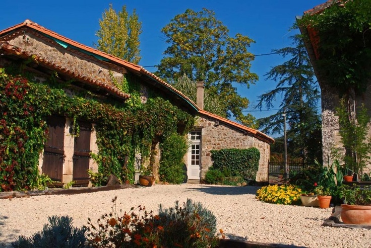 Montbron Gite Rentals in France | A Characterful Gite Set in Mature Gardens with Shared (with Owners Only) Pool, near Montbron