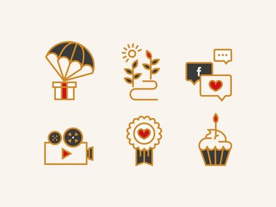 Courses Icons