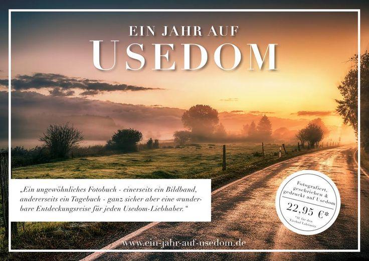 Ein Jahr auf Usedom – DAS Buch von und über Usedom