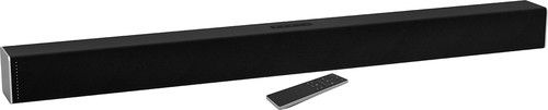 VIZIO - 3.0-Channel Soundbar with Bluetooth and Deep Bass Technology - Black
