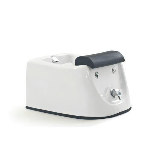 Hot hydro massage whirlpool spa portable foot pipeless pedicure tub