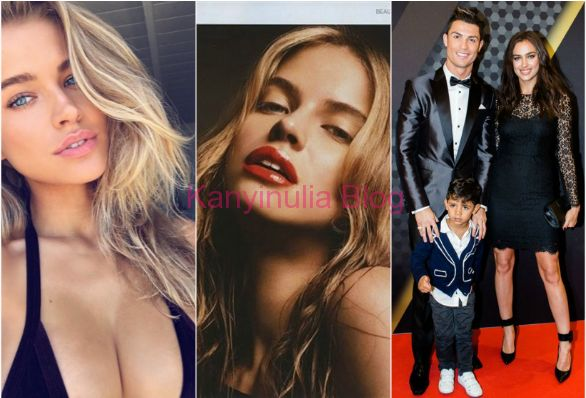 What This Russian Model Wants To Do To Cristiano Ronaldo Wont Go Down Well With His Girlfriend