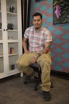 Tattoo Nightmares Miami had their work cut out for them on this episode! http://www.examiner.com/article/tattoo-nightmares-miami-sees-how-a-birth-marks-the-spot-on-spike